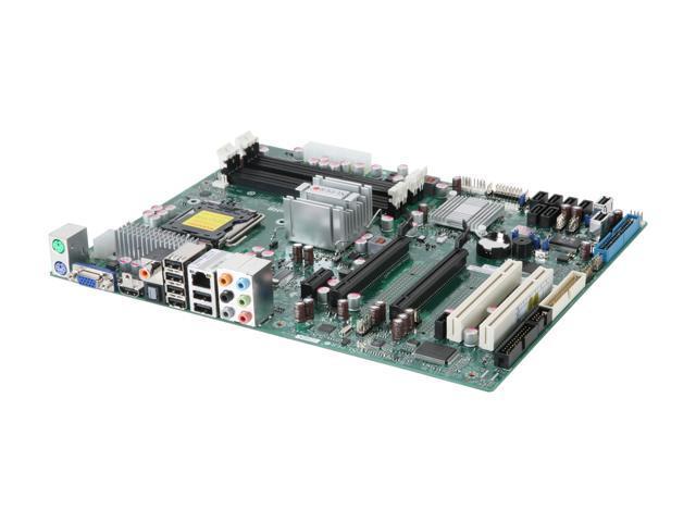 SUPERMICRO MBD-C2SEA-O LGA 775 Intel G45 HDMI ATX Intel Motherboard