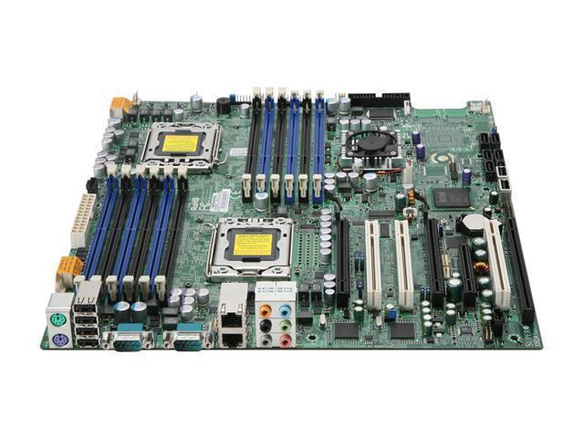 SUPERMICRO MBD-X8DAi-O Extended ATX Server Motherboard Dual LGA 1366 Intel 5520 DDR3 1333