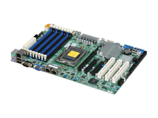 SUPERMICRO MBD-H8SGL-F-O ATX Server Motherboard Socket G34 AMD SR5650 DDR3 1333