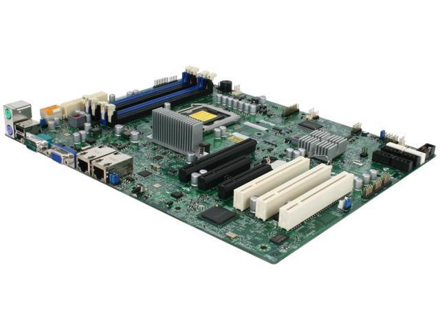 SUPERMICRO MBD-X9SCA-O LGA 1155 Intel C204 ATX Intel Xeon E3 Server Motherboard