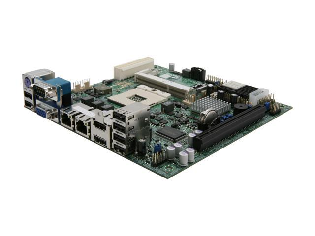 SUPERMICRO MBD-X9SCV-Q-O Mini ITX Server Motherboard Socket G2 Intel QM67 DDR3 1333 SODIMM