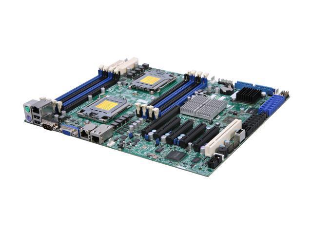 SUPERMICRO MBD-H8DCL-6F-O ATX Server Motherboard Dual Socket C32 AMD SR5690 DDR3 1600/1333/1066