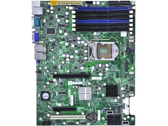 Supermicro Server Board Server Motherboard - Intel 3420 Chipset - Socket H LGA-1156 - Bulk Pack