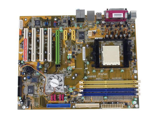 Foxconn NF4UK8AA-8EKRS 939 NVIDIA nForce4 Ultra ATX AMD Motherboard