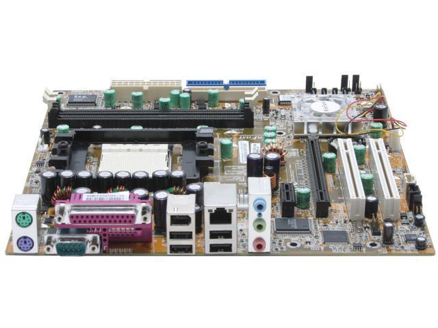 Foxconn NF4K8MC-EKRS 939 NVIDIA nForce4 Micro ATX AMD Motherboard