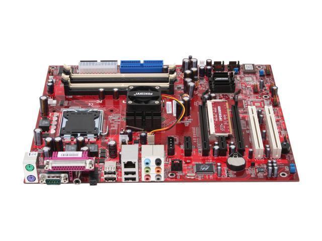 Foxconn NF4SLI7AA-8KRS2 LGA 775 NVIDIA nForce4 SLI ATX Intel Motherboard