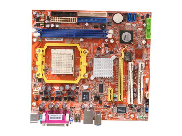 Foxconn K8M890M2MA-RS2H AM2 VIA K8M890 Micro ATX AMD Motherboard