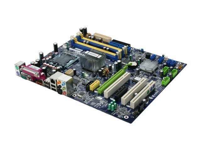 Foxconn P9657AA-8KS2H LGA 775 Intel P965 Express ATX Intel Motherboard