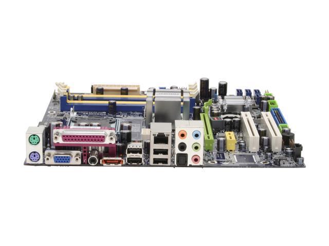 Foxconn G9657MA-8KS2H LGA 775 Intel G965 Express Micro ATX Intel Motherboard