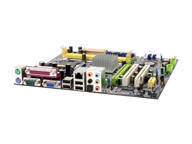 Foxconn P4M9007MB-8RS2H LGA 775 VIA P4M900 Micro ATX Intel Motherboard