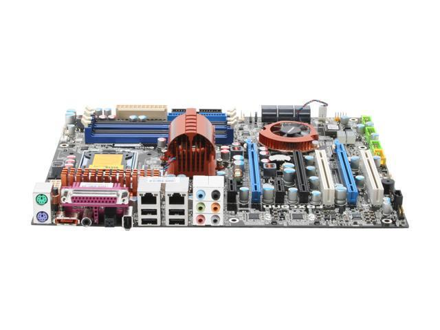 Foxconn N68S7AA-8EKRS2H LGA 775 NVIDIA nForce 680i SLI ATX Intel Motherboard