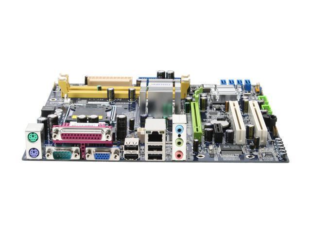 Foxconn 945GZ7MC-RS2HV LGA 775 Intel 945GZ Micro ATX Intel Motherboard