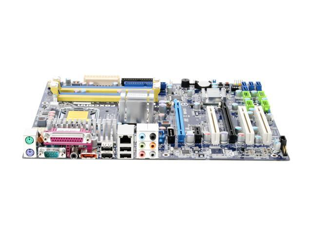 Foxconn P35A LGA 775 Intel P35 ATX Intel Motherboard