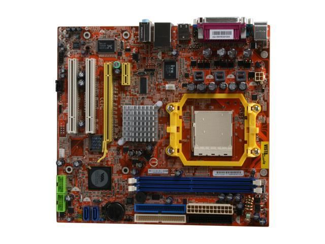 Foxconn K8M890M2MB-RS2H AM2 VIA K8M890 Micro ATX AMD Motherboard