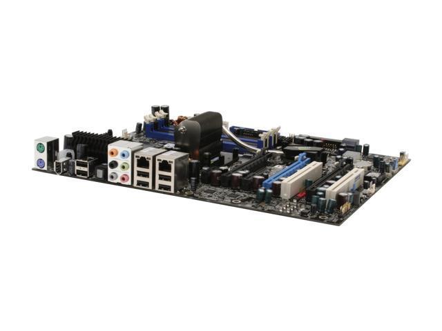 EVGA 122-CK-NF68-T1 LGA 775 NVIDIA nForce 680i SLI ATX Intel Motherboard