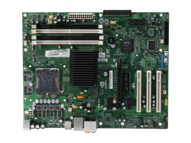 EVGA 122-CK-NF66-T1 LGA 775 NVIDIA nForce 650i Ultra ATX Intel Motherboard