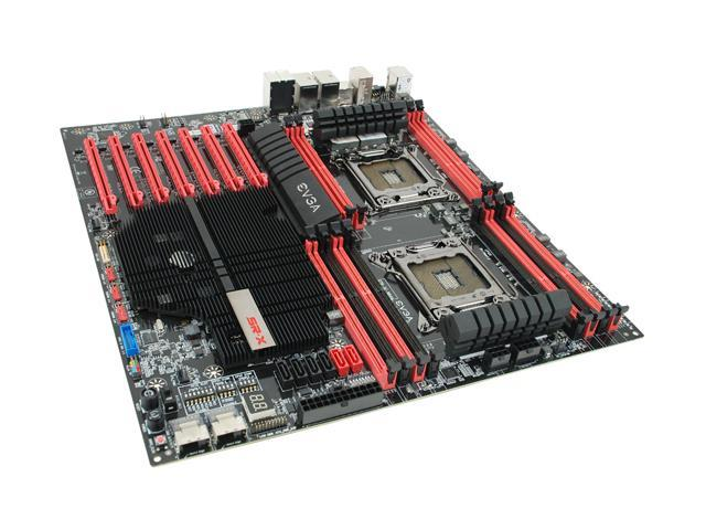 EVGA Classified SR-X 270-SE-W888-KR LGA 2011 Intel C606 SATA 6Gb/s USB 3.0 HPTX Intel Motherboard