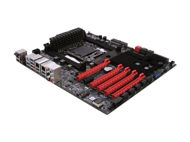 EVGA X79 FTW (151-SE-E777-K2) Extended ATX Intel Motherboard