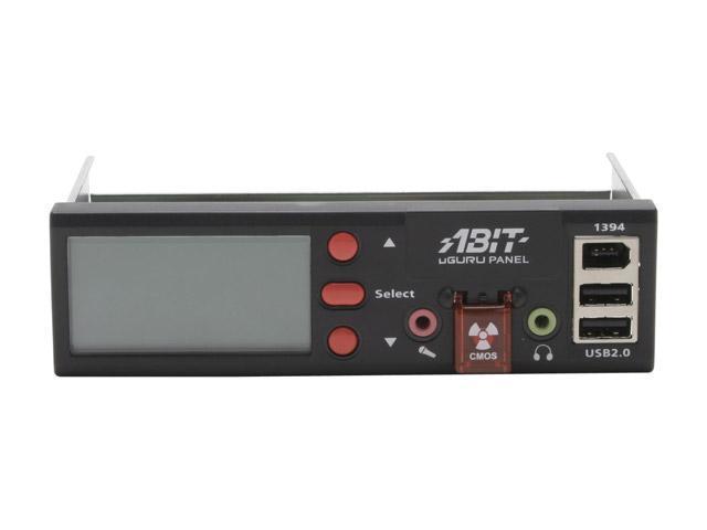 ABIT Guru Panel (GP-02) Controller Panel