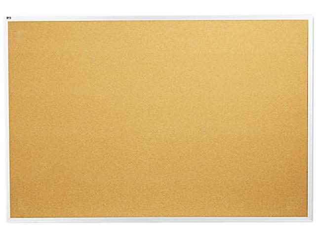 Quartet Aluminium Frame Bulletin Boards with Brackets 1 EA
