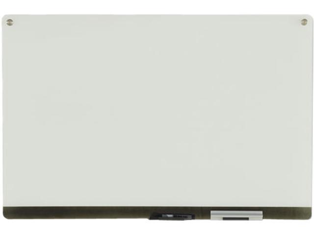 Iceberg 31190 Clarity Glass Dry-erase Whiteboard 36