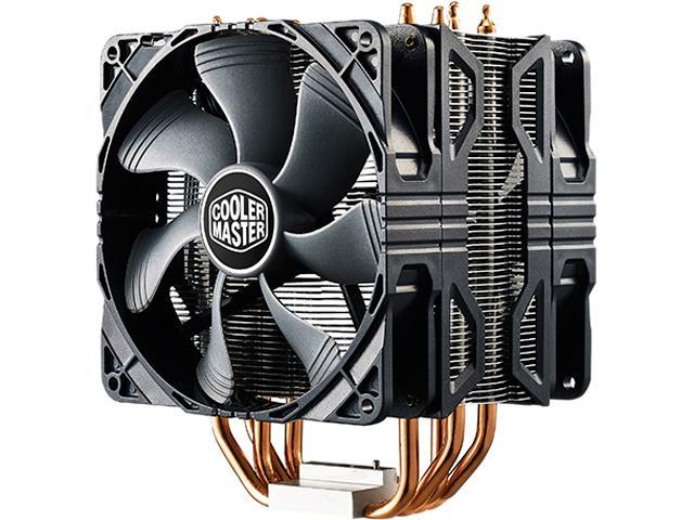 Cooler Master Hyper 212x Cpu Cooler With Dual 120mm Pwm