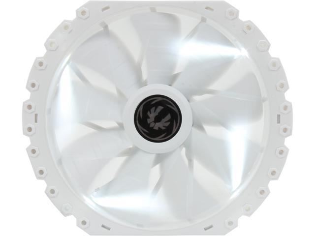 BitFenix Spectre PRO ALL WHITE White LED 230mm Case Fan