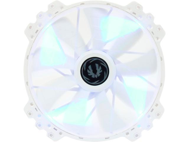 BitFenix Spectre PRO ALL WHITE Blue LED 200mm Case Fan