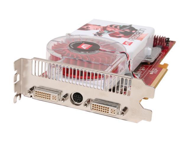 SAPPHIRE 100186L Radeon X1950XT 256MB 256-bit GDDR3 PCI Express x16 HDCP Ready CrossFireX Support Video Card