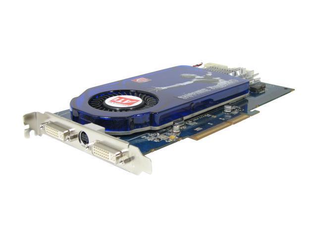 SAPPHIRE 100171L Radeon X1950PRO 512MB 256-bit GDDR3 AGP 4X/8X HDCP Ready Video Card