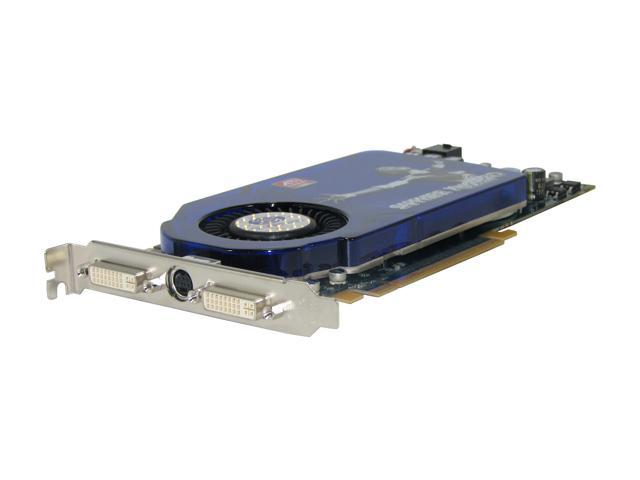 SAPPHIRE 100196L Radeon X1950PRO 512MB 256-bit GDDR3 PCI Express x16 HDCP Ready CrossFireX Support Video Card