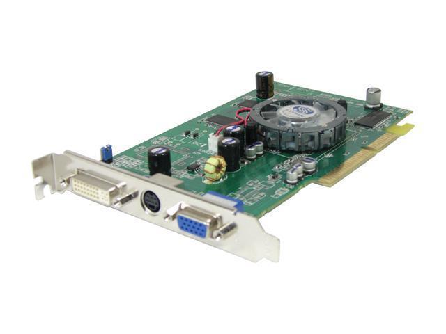 SAPPHIRE 100562L-GN Radeon 9600PRO 256MB 128-bit GDDR2 AGP 4X/8X Video Card