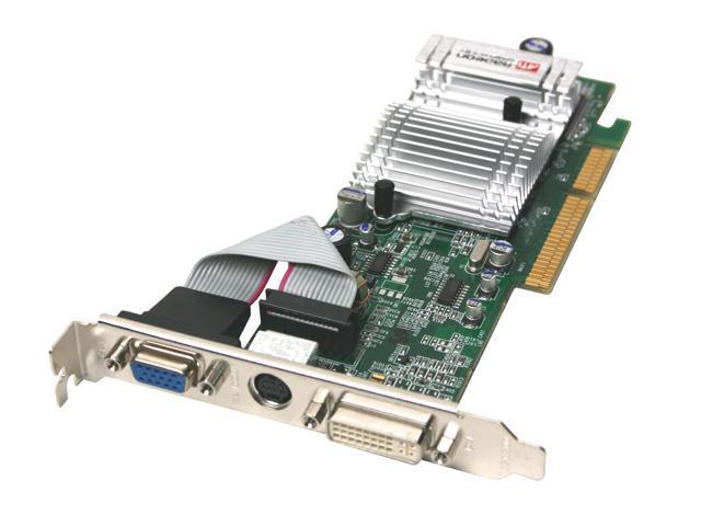 SAPPHIRE 100576L Radeon 9550SE 128MB 64-bit DDR AGP 4X/8X Video Card
