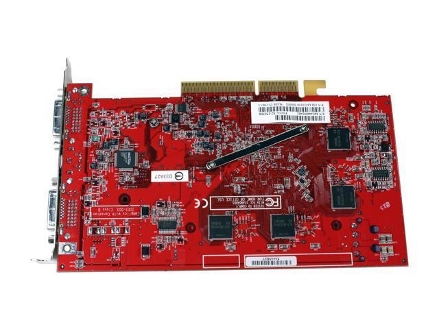 ATI FireGL X3-256 FireGL X3 256MB 256-bit GDDR3 AGP 4X/8X HDCP Ready Workstation Video Card