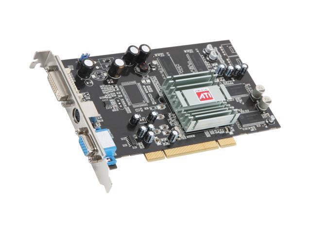 SAPPHIRE 100114 LB Radeon 9250 256MB 128-bit DDR PCI Video Card