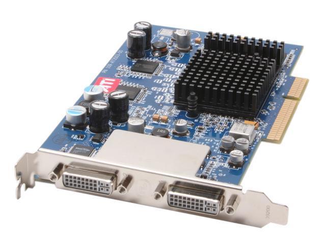 ATI 100-435060 Radeon 9600PRO 256MB 128-bit DDR AGP 4X/8X PC & Mac Edition Video Card