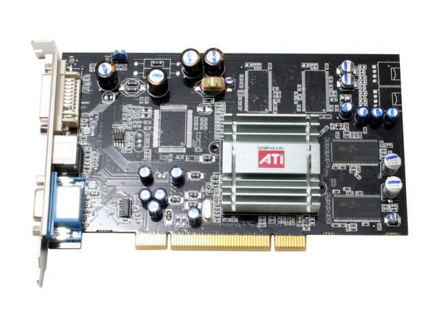 SAPPHIRE 100112L Radeon 9250 128MB 64-bit DDR PCI Video Card