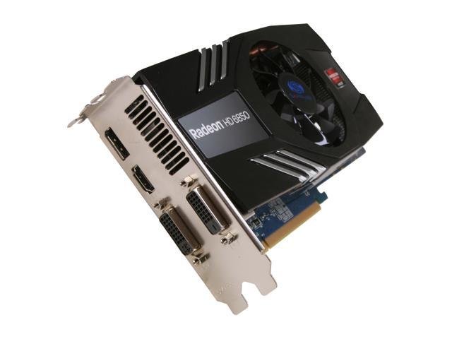 SAPPHIRE Radeon HD 6850 DirectX 11 100315L Video Card with Eyefinity