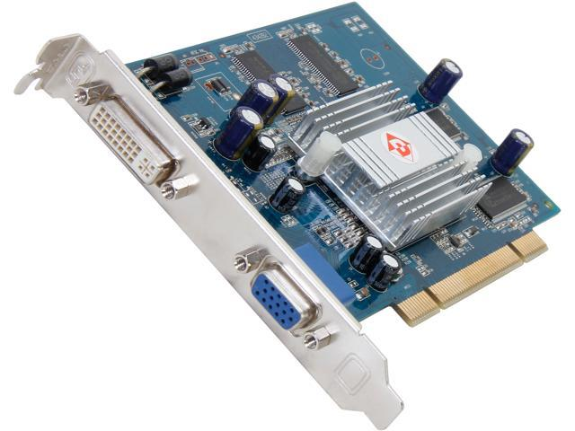 DIAMOND Stealth Radeon 9250 DirectX 8 S9250PCI256SB Video Card