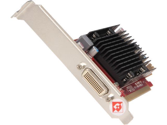 DIAMOND BizView Cedar 11.0 (8.0,9.0,10.0-10.1,) BV5001G 1024MB 64-Bit GDDR3 PCI Express 2.1 x16 CrossFireX Support Low Profile Video Card