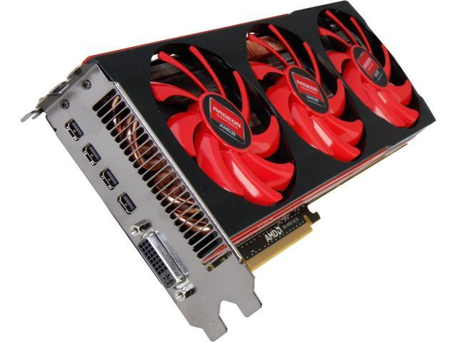 DIAMOND Radeon HD 7990 DirectX 11 7990PE56G Video Card