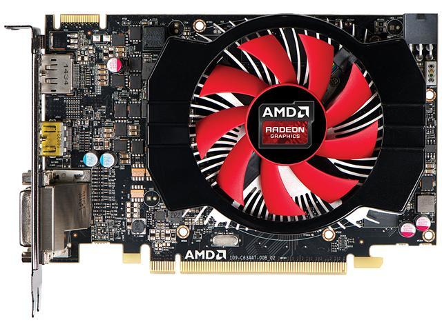 AMD Radeon R7 370 VC-253-201 2GB Video Card