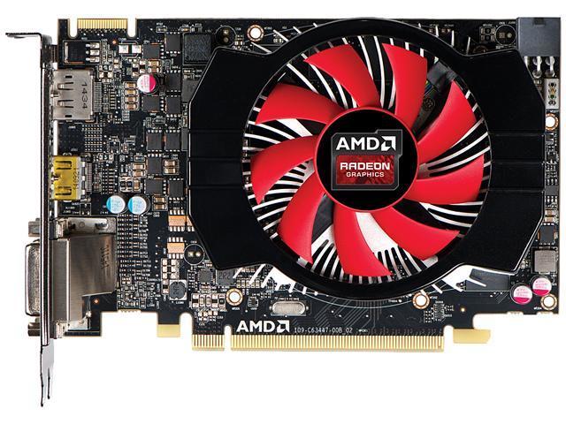 AMD Radeon R7 370 VC-253-202 4GB Video Card
