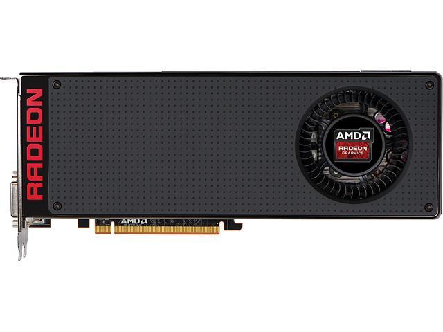 AMD Radeon R9 390 DirectX 12 VC-253-401 8GB Video Card