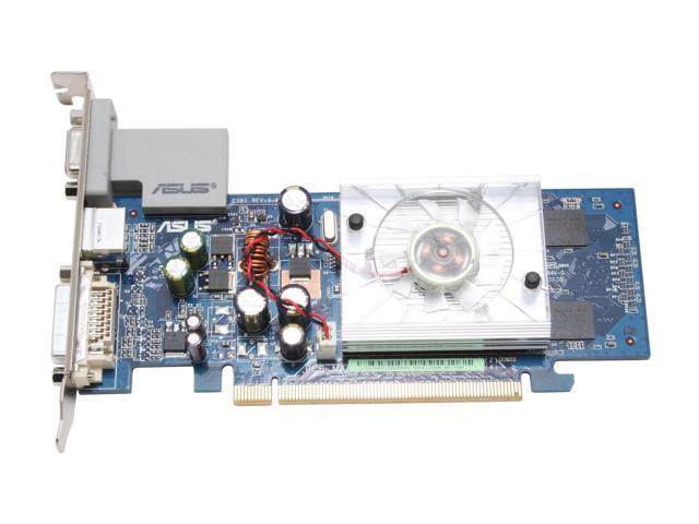 ASUS EN7300GS/HTD/256 GeForce 7300GS 256MB 64-bit GDDR2 PCI Express x16 Video Card
