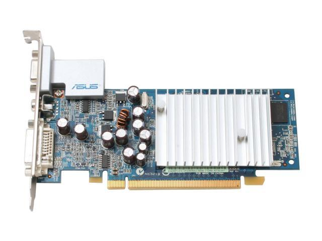 ASUS EN6200TC 512/TD/256M GeForce 6200TC 256M (Effective memory 512M) 64bit (Effective bandwith 128bit) GDDR2 PCI Express x16 Video Card