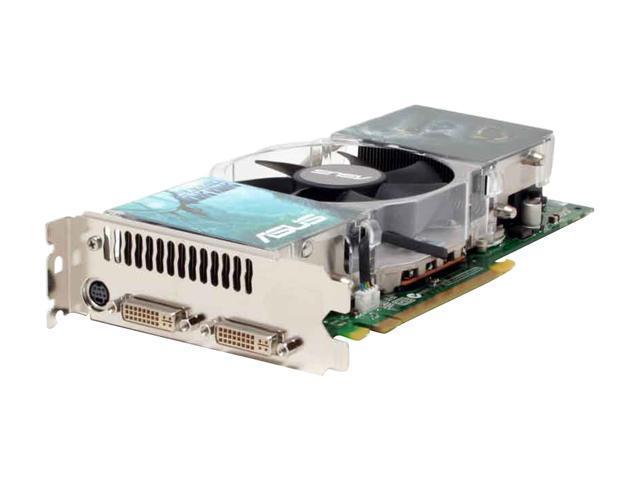 ASUS EN7900GTX/2PHT/512M GeForce 7900GTX 512MB 256-bit GDDR3 PCI Express x16 HDCP Ready SLI Support Video Card