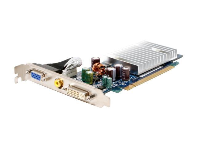ASUS EN7100GS512/TD/128M GeForce 7100GS 512MB (128MB onboard) 64-bit GDDR2 PCI Express x16 Video Card
