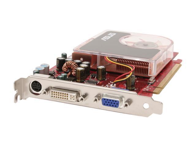 ASUS EAX1650PRO/HTD/256M Radeon X1650PRO 256MB 128-bit GDDR2 PCI Express x16 CrossFireX Support Video Card