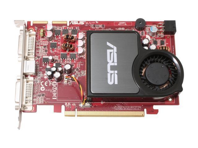 ASUS EAX1650XT CrossFire/2DHT/256M/A Radeon X1650XT 256MB 128-bit GDDR3 PCI Express x16 Video Card